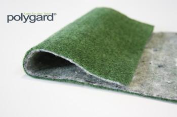 Polygard® Ufermatte grün grau doubliert - Breite: 0,5 Meter