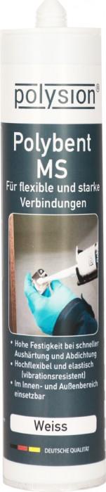 POLYSION® Polybent MS weiß - Grundpreis: 5,48€/100ml