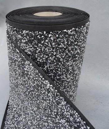 Polygard® Steinfolie - Granitgrau - Breite: 0,6 Meter