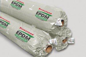 Firestone® EPDM Teichfolie schwarz 1,52mm
