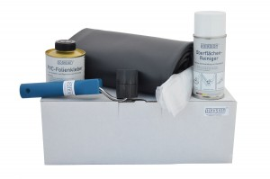 Polygard® Reparatur Set - PVC Teichfolie