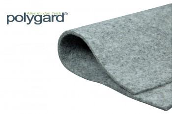Polygard® PVC Teichfolie 1mm schwarz inkl. Vlies 300g/m²