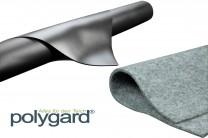 Polygard® PVC Teichfolie 1mm schwarz inkl. Vlies 500g/m²