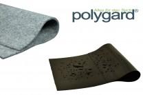 Polygard® PE-LD Teichfolie schwarz 1,00mm inkl. Vlies 300g/m²