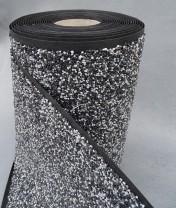 Polygard® Steinfolie - Granitgrau - Breite: 0,4 Meter
