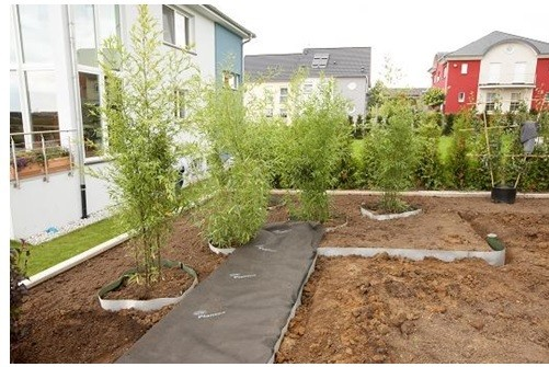 Plantex® Unkrautvlies - Breite: 1,0 Meter - 68 g/m²