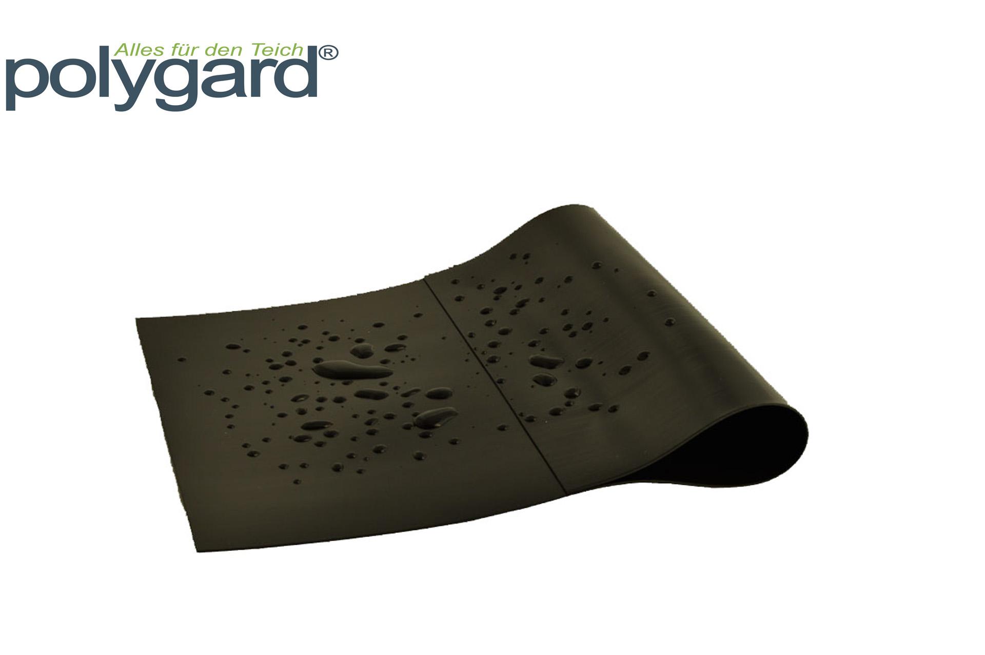 Polygard® PE-LD Teichfolie schwarz 1,50mm
